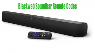 Blackweb Soundbar Remote Codes