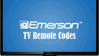 Emerson TV Remote Codes